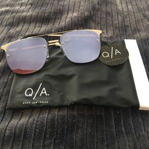 QUAY | PRIVATE EYE SUNNIES